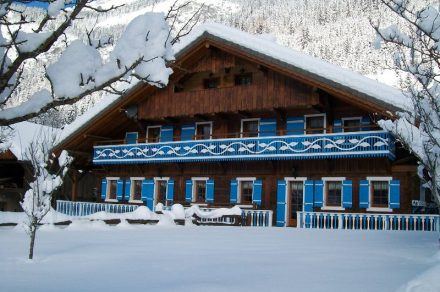 Apartment in chalet - 107m² - 3 bedrooms - Trosset Bernard