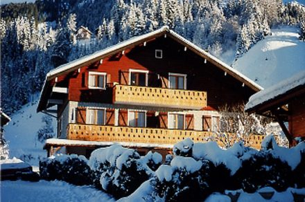 Apartment in chalet Les Bossons n°G11 - 53m² - 2 bedrooms - Command Roger