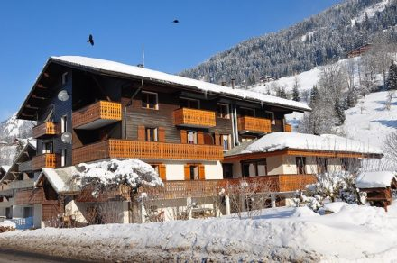 Apartment in chalet L'Echo de la Corne n°6 - 61m² - 2 bedrooms - Cruz Lionel