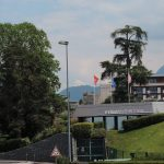 Evian thermal spa