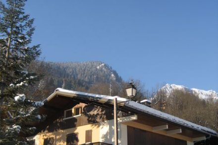 Apartment in chalet - 69m² - 3 bedrooms - Abbé Anne-Marie