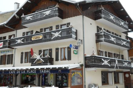 Apartment in chalet - 102m² - 3 bedrooms - Tupin Sophie & Christian