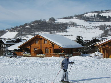 "Apartment ""Les Rhodos"" in chalet - 70m² - 3 bedrooms - Vesin Jacques"