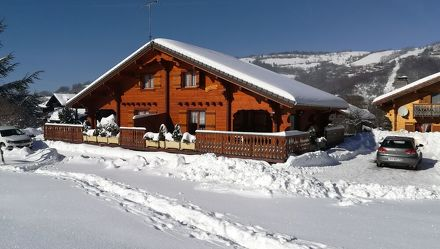 "Apartment ""Les Mésanges"" in chalet - 70m² - 3 bedrooms - Vesin Jacques"